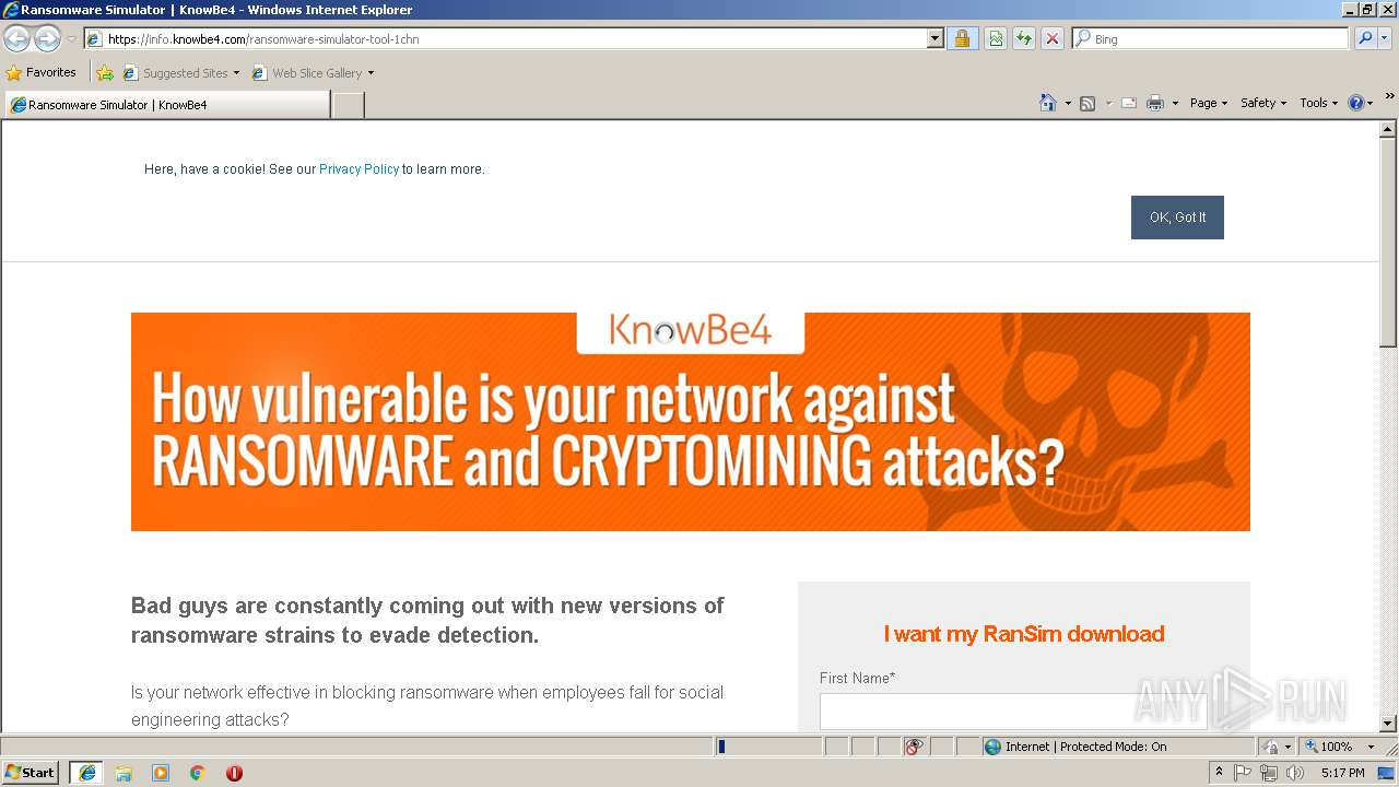 https://info knowbe4 com/ransomware-simulator-tool-1chn