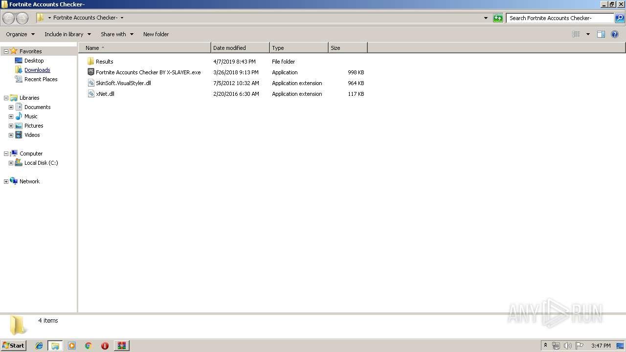 Fortnite Accounts Checker Download
