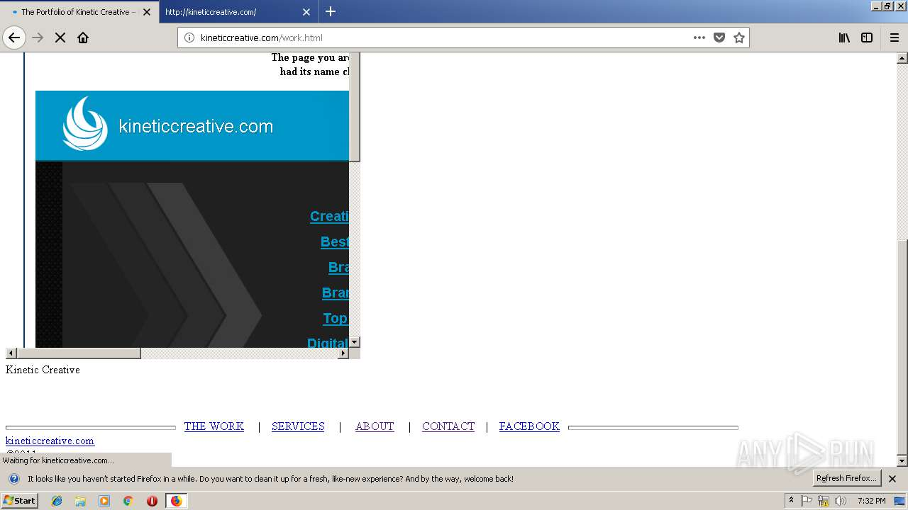 Screenshot of unknown taken from 266561 ms from task started