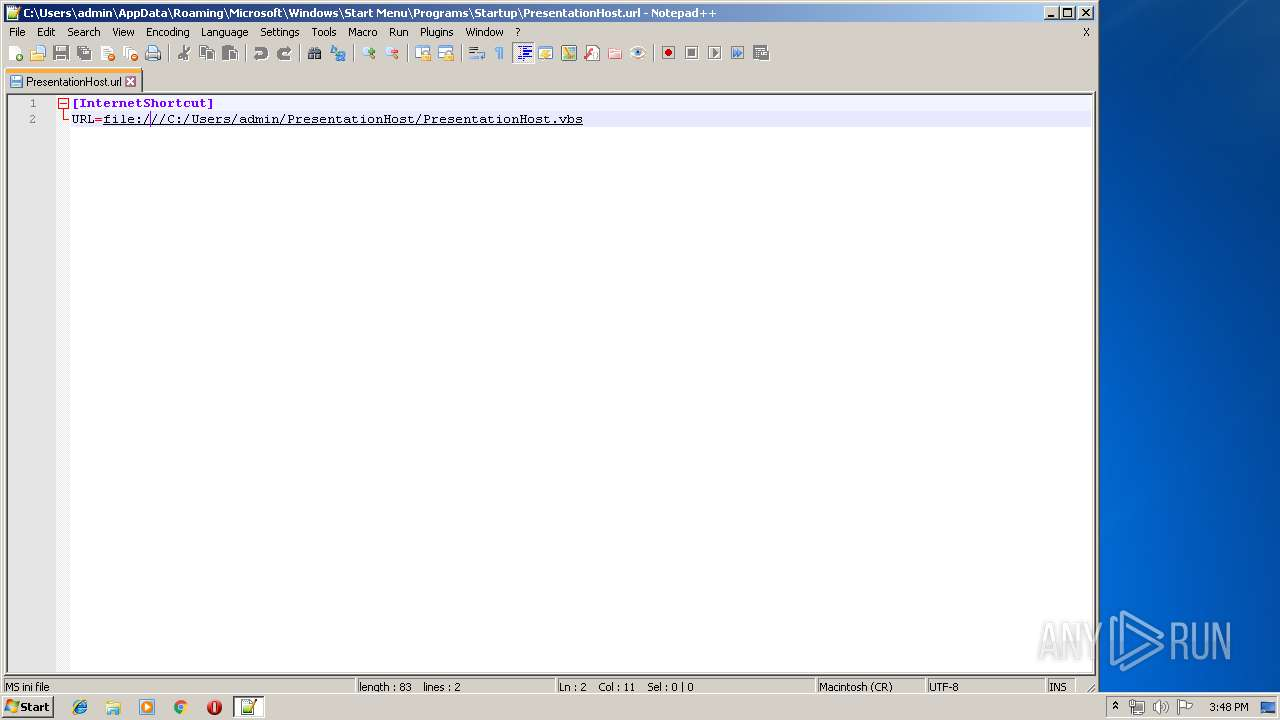 Screenshot of f4692c21377c6af43d3ecb570f9aa9c92b7ea1cdcbca221efe3b1ed302e22dbe taken from 272518 ms from task started