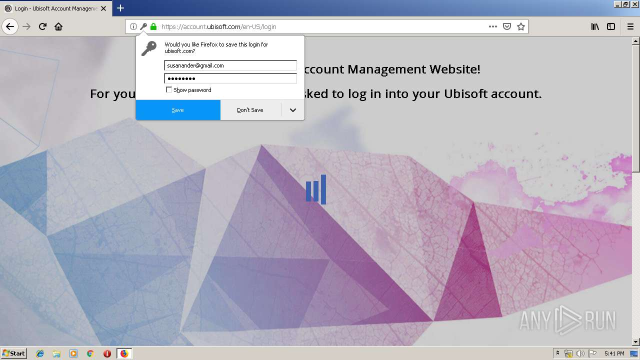 ubisoft account management