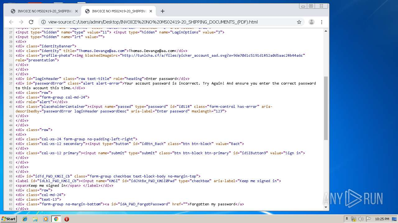 Screenshot of a5763aa4c1b42a5303e0329d227fce3849cbbf13c20593003ce2215d2daea31a taken from 87083 ms from task started