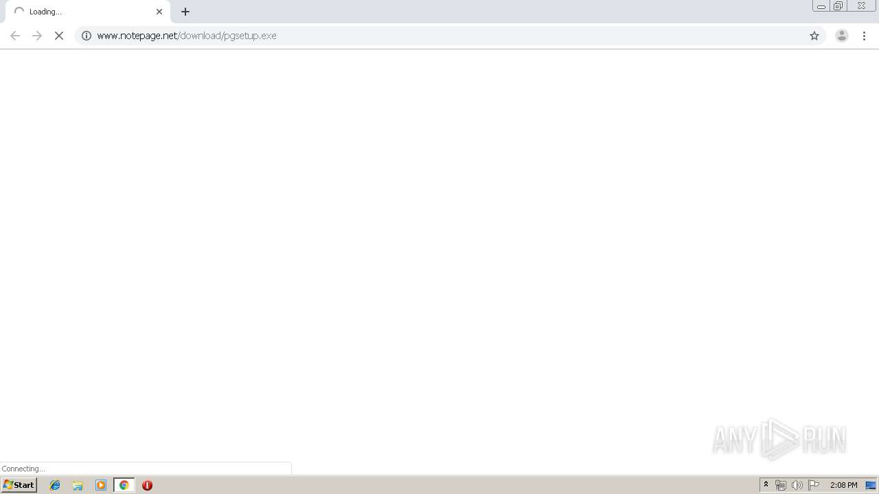 Screenshot of unknown taken from 36660 ms from task started