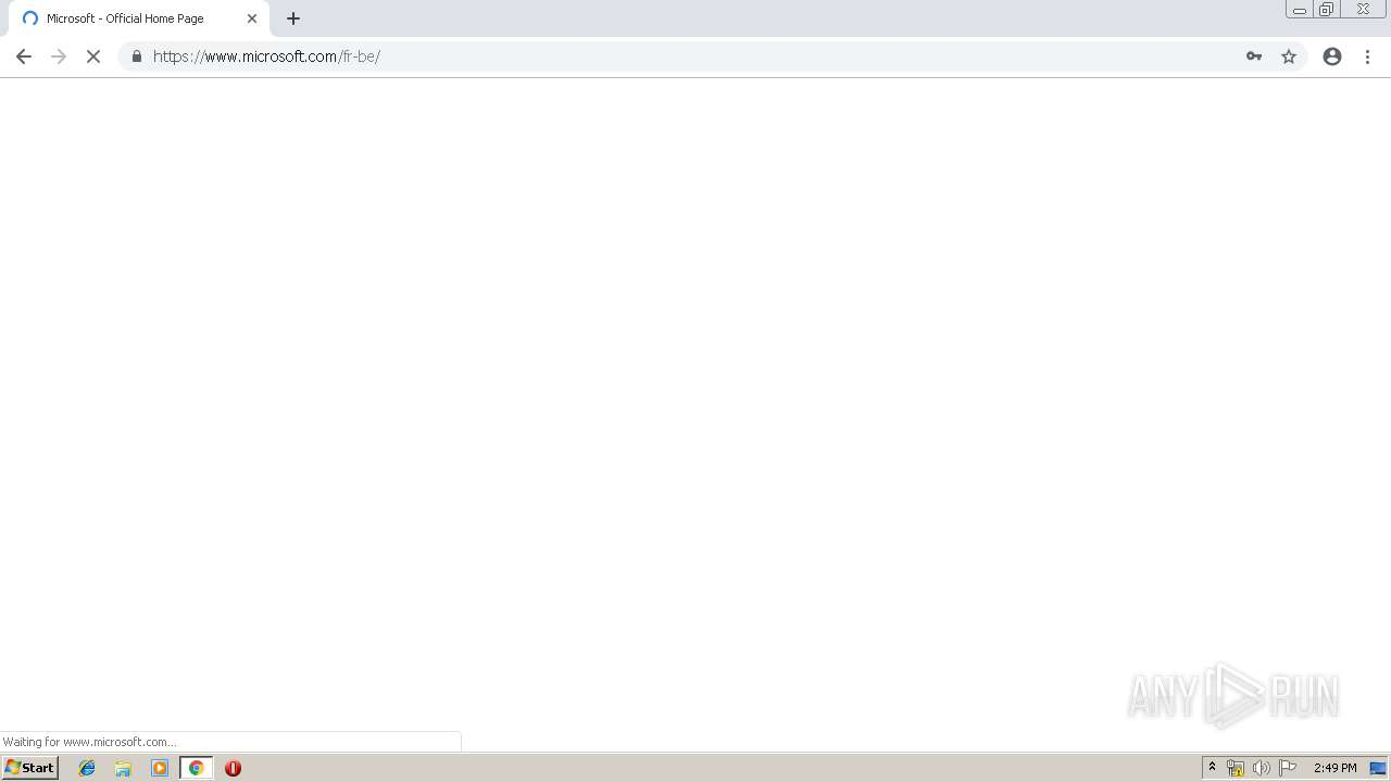 Screenshot of unknown taken from 64569 ms from task started