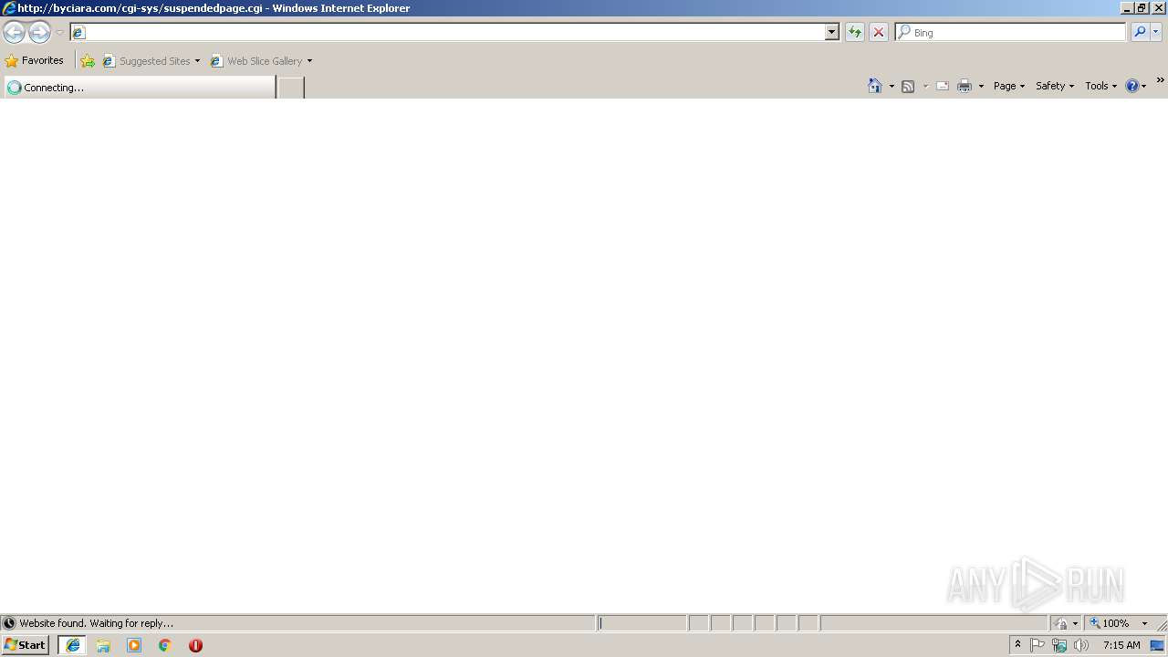 Screenshot of unknown taken from 28105 ms from task started