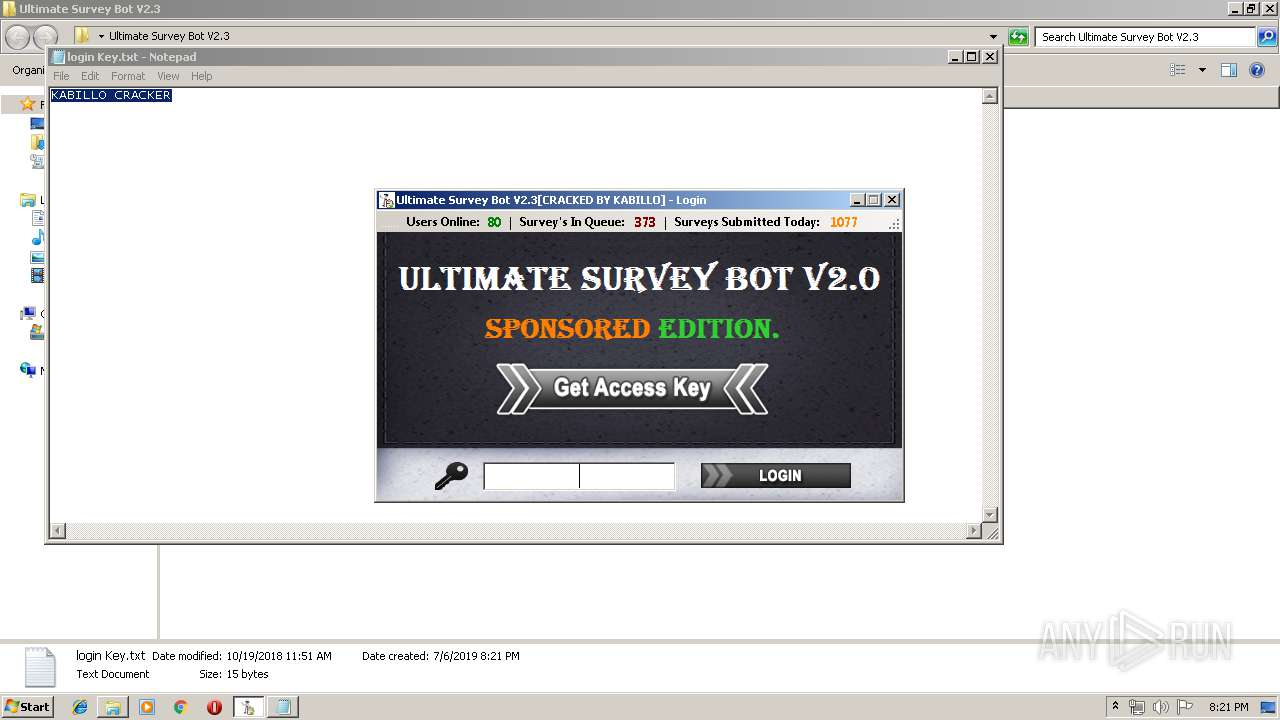Ultimate Survey Bot V2 3 rar