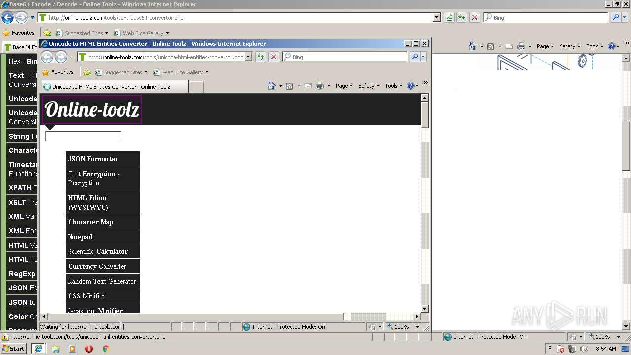 Base64 image internet explorer 8