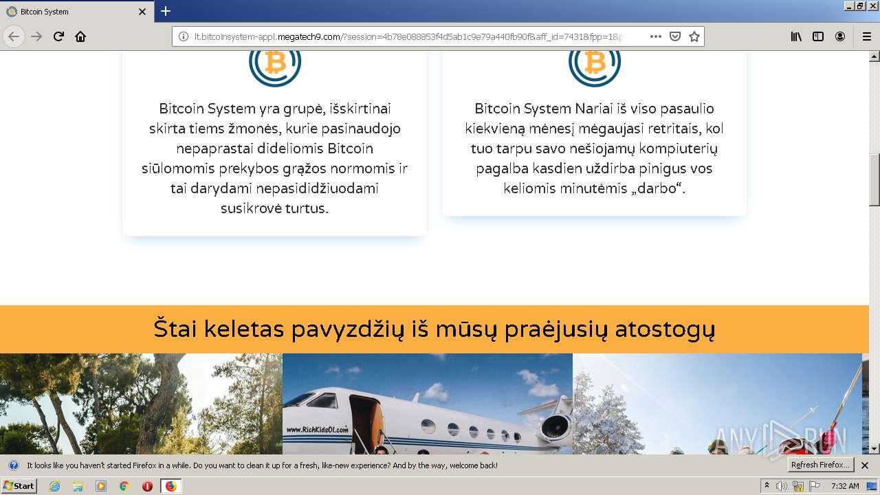 bitcoin train 24 valandas