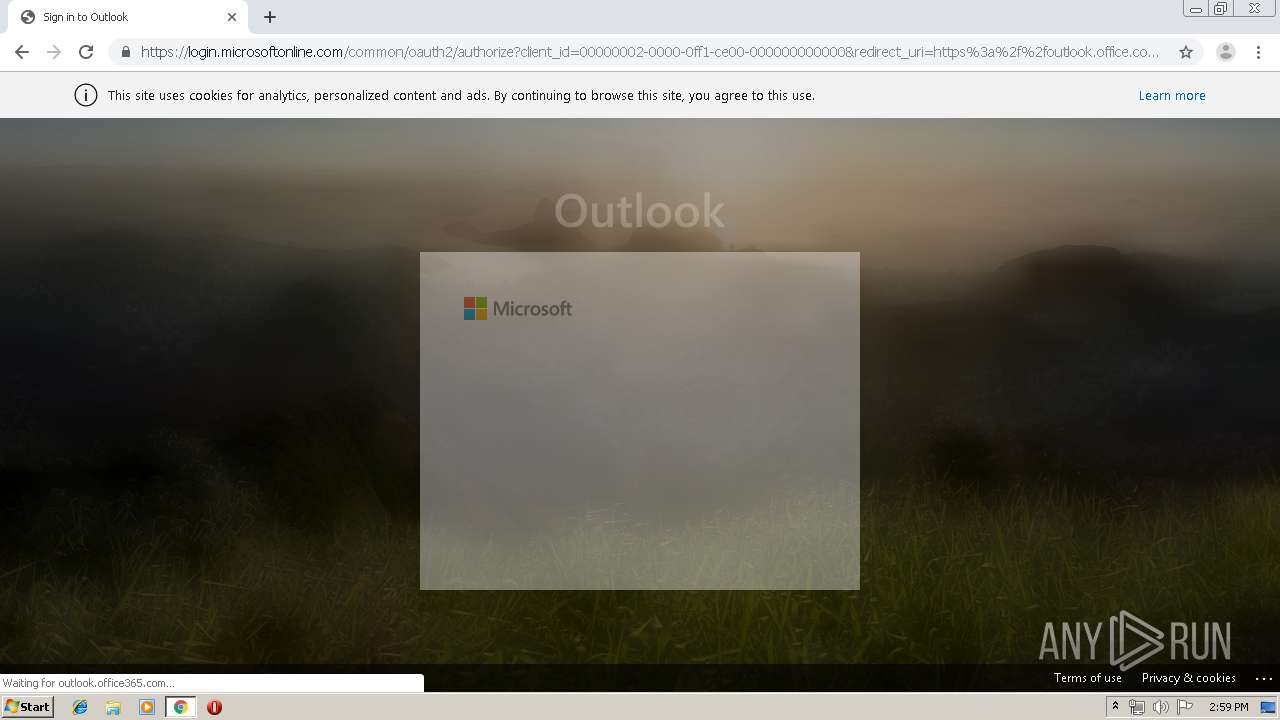 Screenshot of unknown taken from 84784 ms from task started