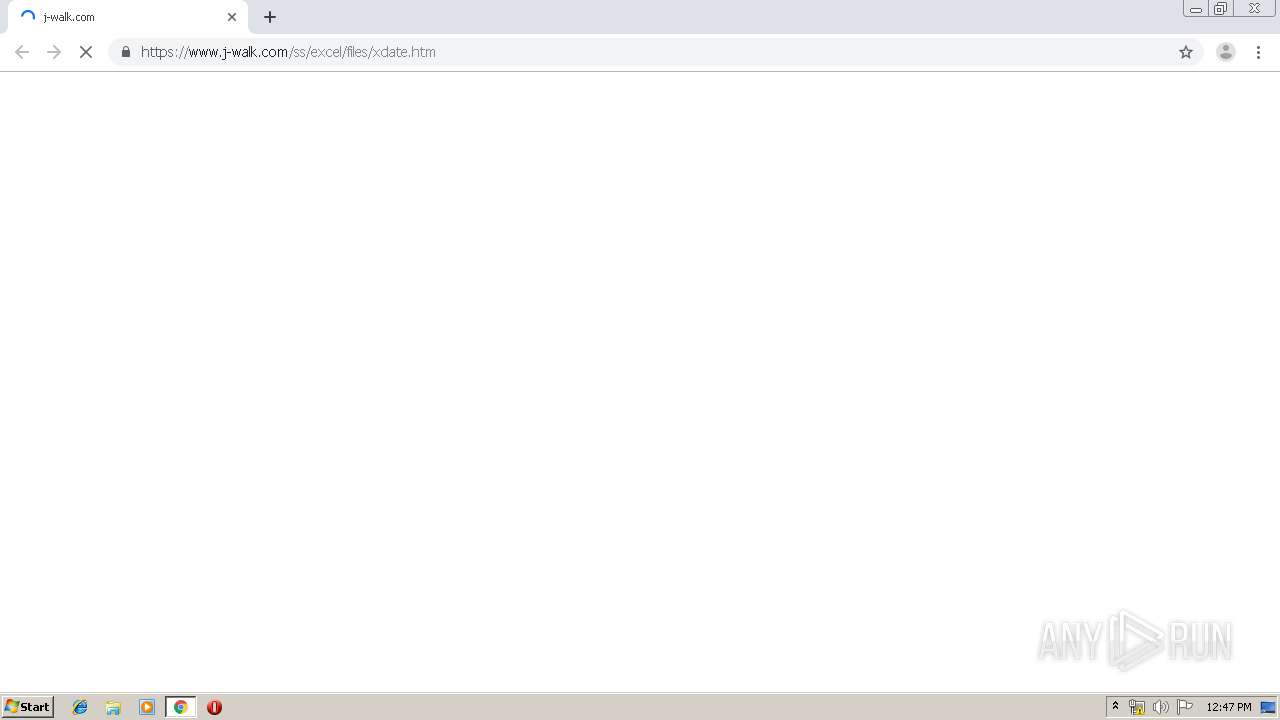 Screenshot of unknown taken from 100120 ms from task started