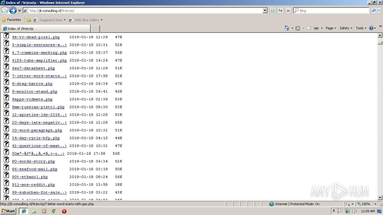 http://jk-consulting nl/9rjmxtp/ | ANY RUN - Free Malware Sandbox Online