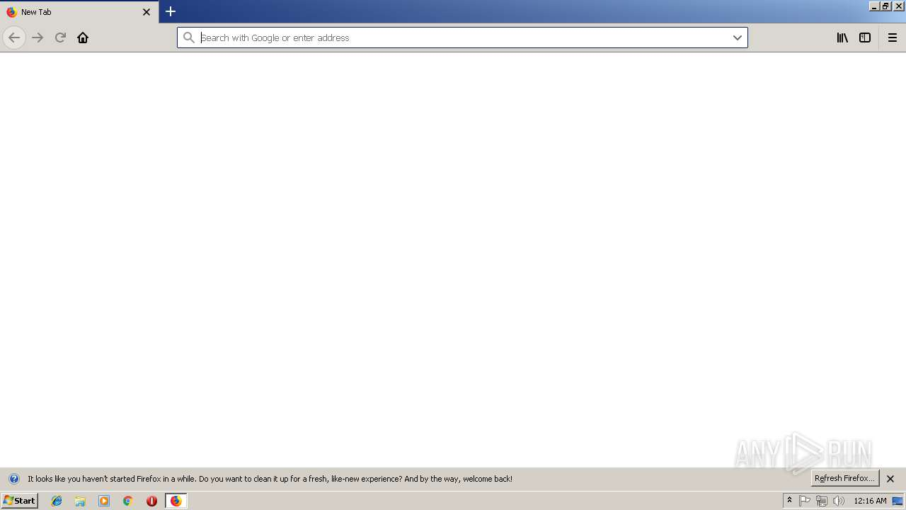 Screenshot of 99668f14d146a3aadaa5b9fcabb0dac3024e5e54b00c74c5a505871eb2a945e4 taken from 98324 ms from task started