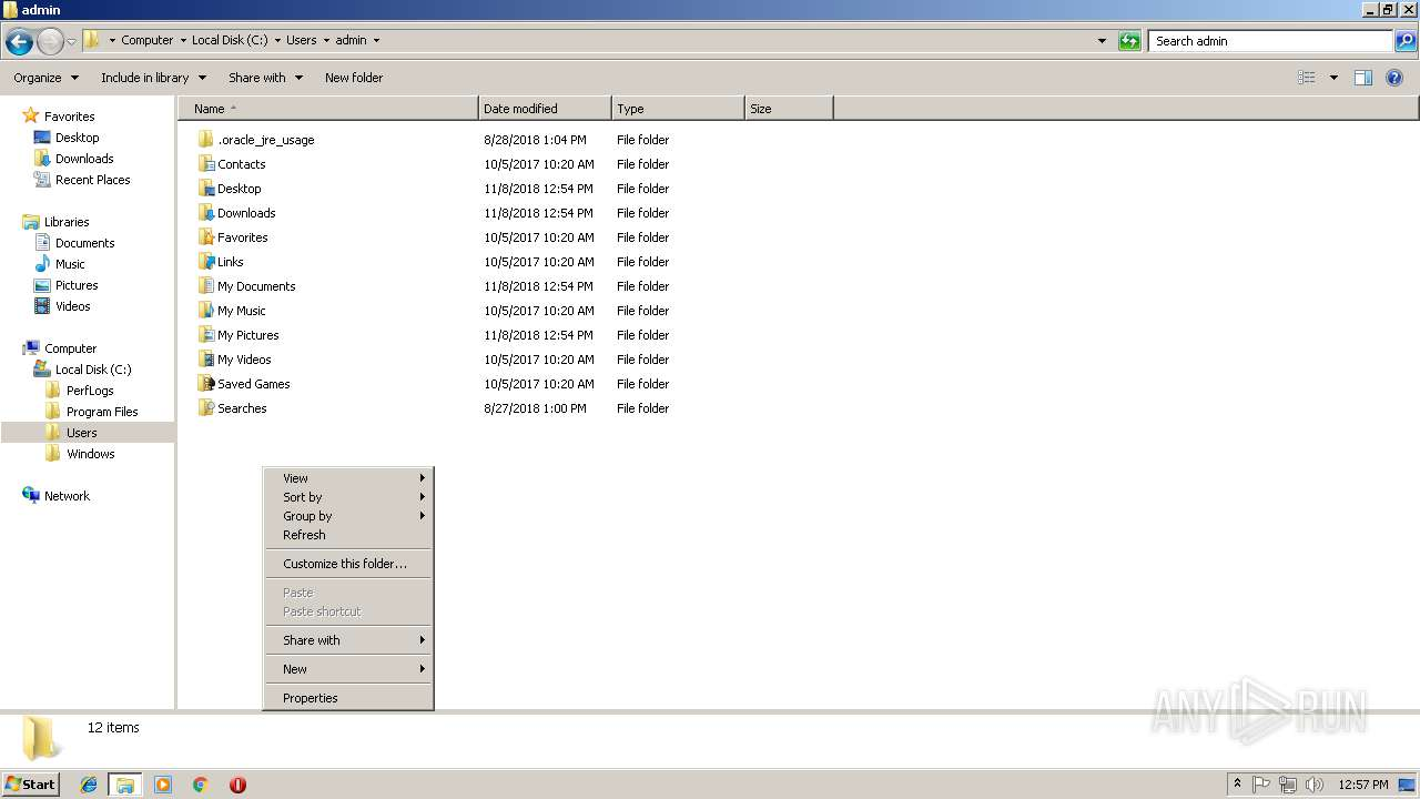 Screenshot of b70dd03cf658beffd93de21161ccdce40ea8419366e1b8f3669024a1adc6634b taken from 240117 ms from task started