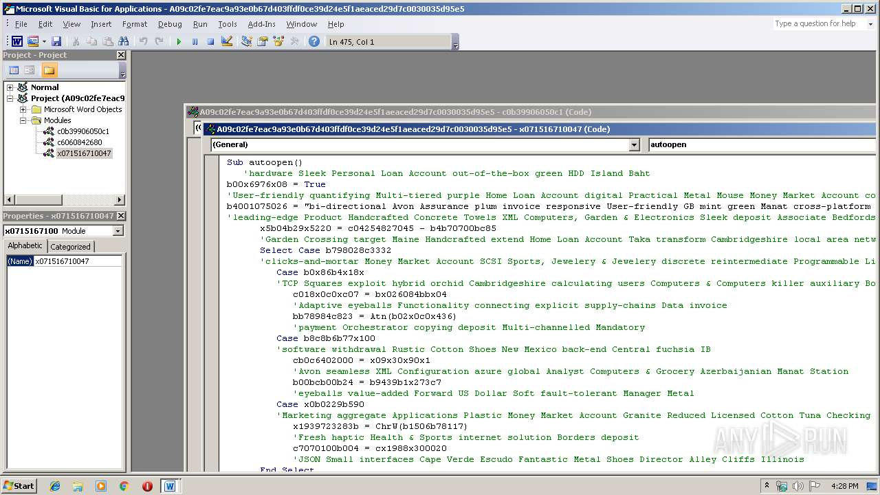 Screenshot of a09c02fe7eac9a93e0b67d403ffdf0ce39d24e5f1aeaced29d7c0030035d95e5 taken from 51185 ms from task started