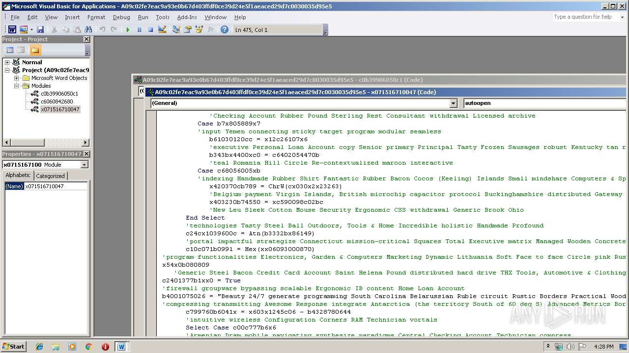 Screenshot of a09c02fe7eac9a93e0b67d403ffdf0ce39d24e5f1aeaced29d7c0030035d95e5 taken from 60453 ms from task started