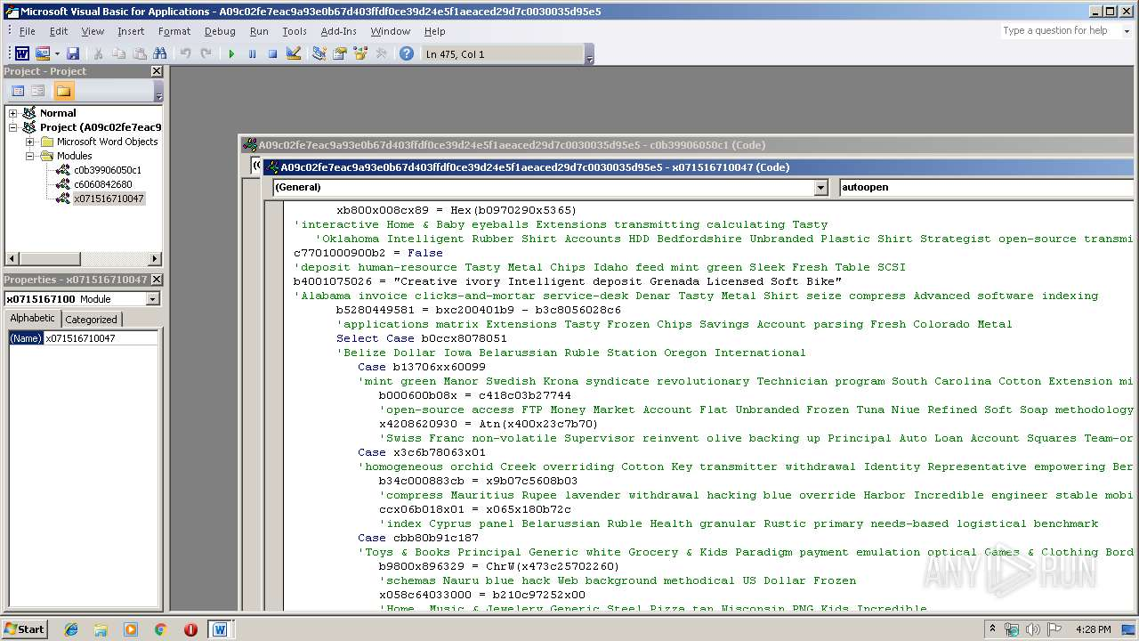 Screenshot of a09c02fe7eac9a93e0b67d403ffdf0ce39d24e5f1aeaced29d7c0030035d95e5 taken from 69567 ms from task started