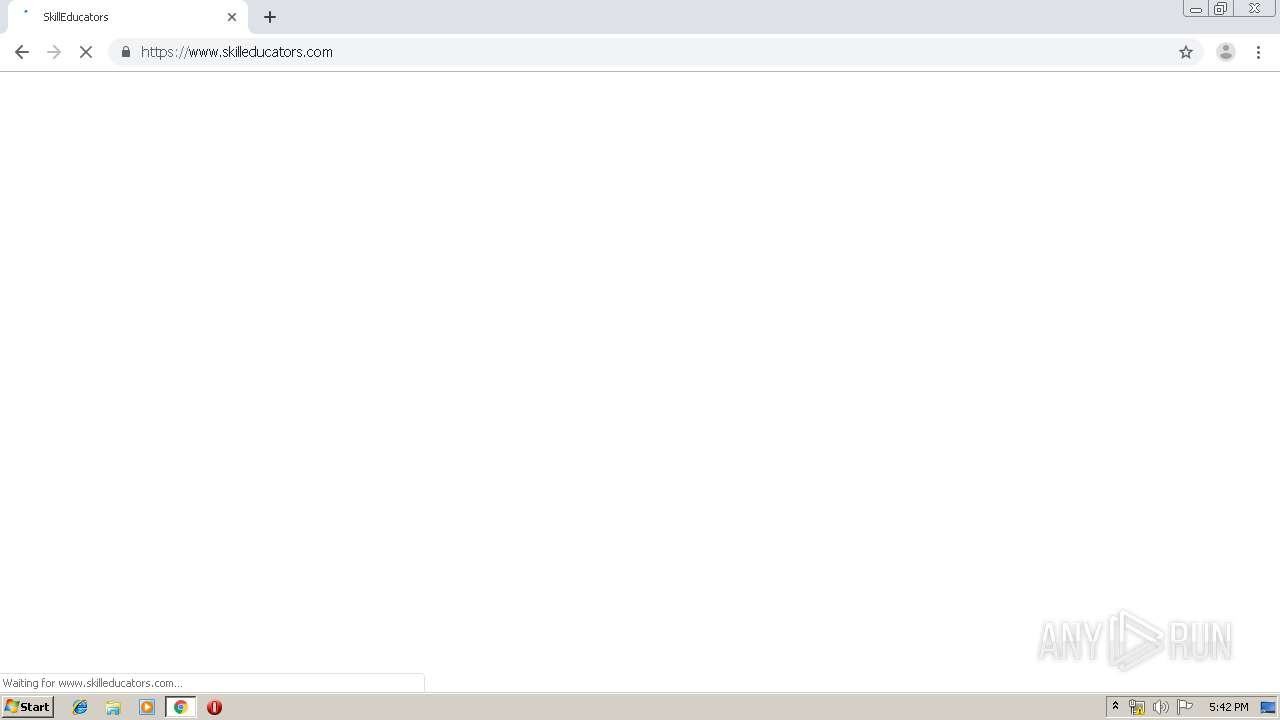 Screenshot of unknown taken from 131201 ms from task started