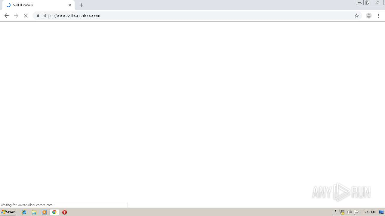 Screenshot of unknown taken from 118098 ms from task started