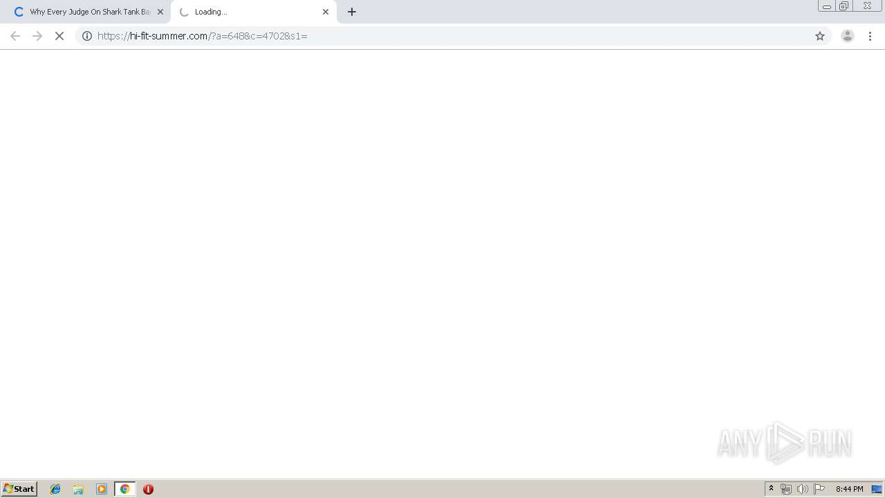 Screenshot of unknown taken from 271124 ms from task started