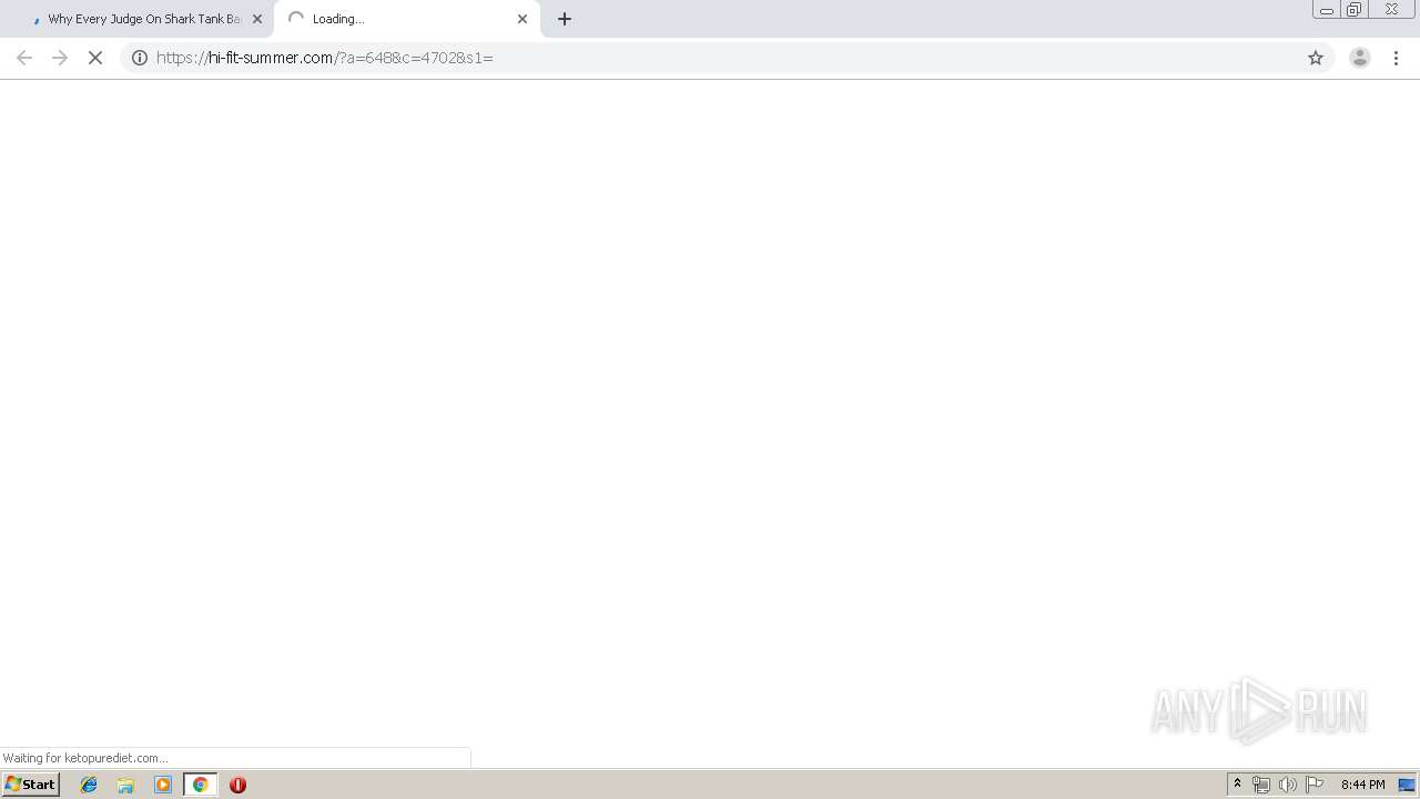 Screenshot of unknown taken from 273164 ms from task started