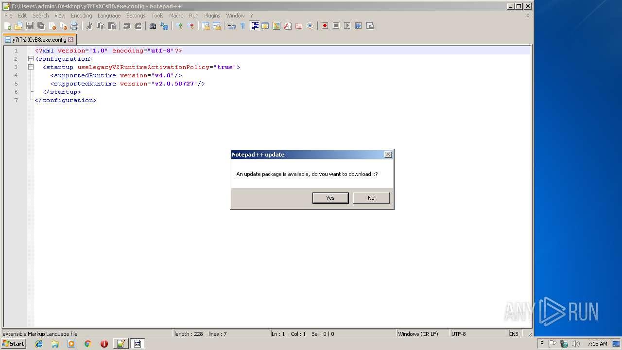 Screenshot of 3121427d2d782f32bb8fc9383a27e7c1db7f61d67ed1f57a619bb6ed4da662fe taken from 32956 ms from task started