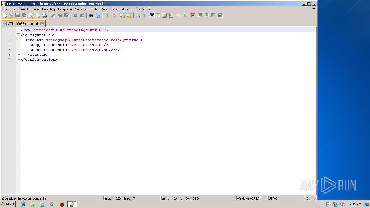 Screenshot of 3121427d2d782f32bb8fc9383a27e7c1db7f61d67ed1f57a619bb6ed4da662fe taken from 36989 ms from task started
