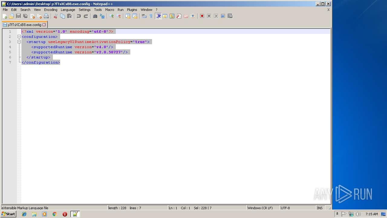 Screenshot of 3121427d2d782f32bb8fc9383a27e7c1db7f61d67ed1f57a619bb6ed4da662fe taken from 39004 ms from task started