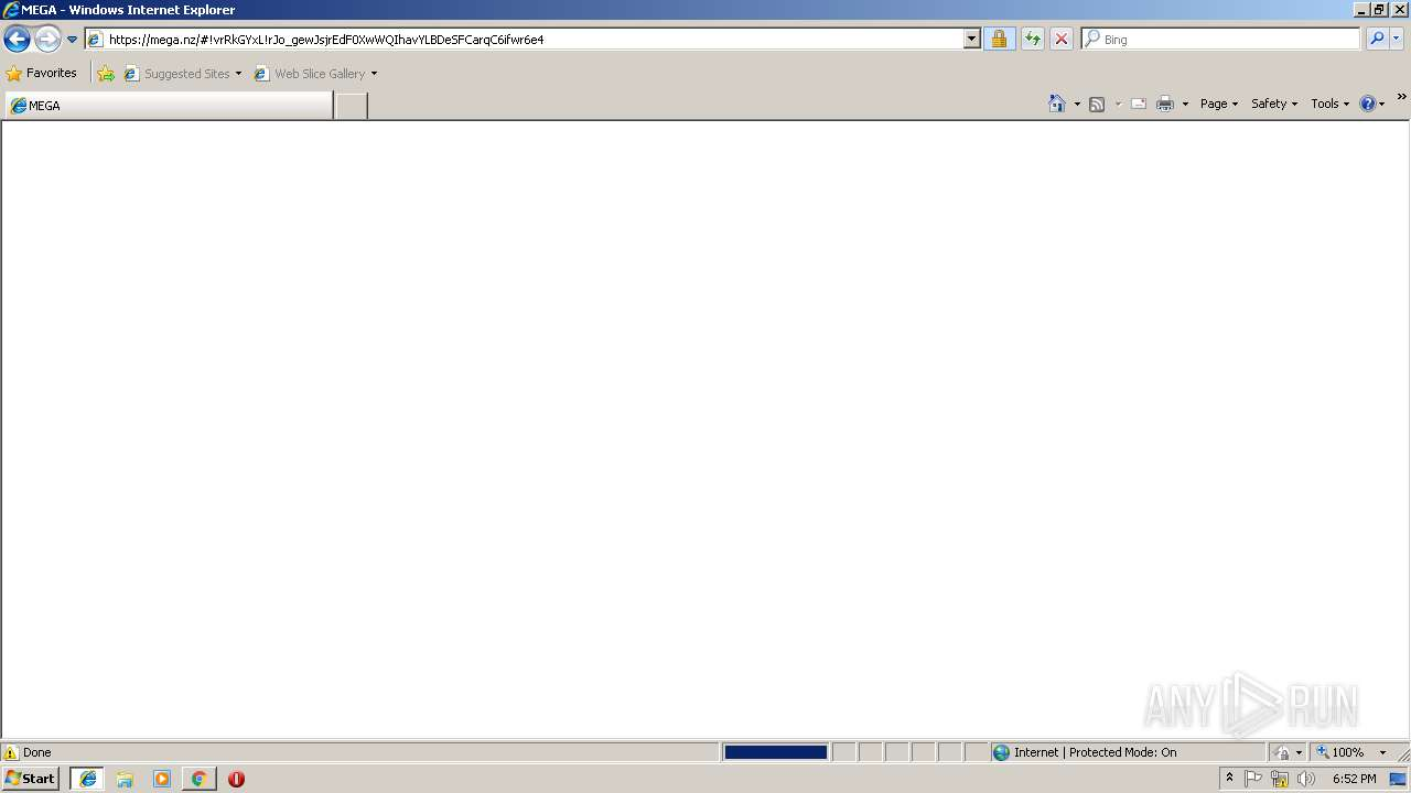 Screenshot of unknown taken from 228013 ms from task started