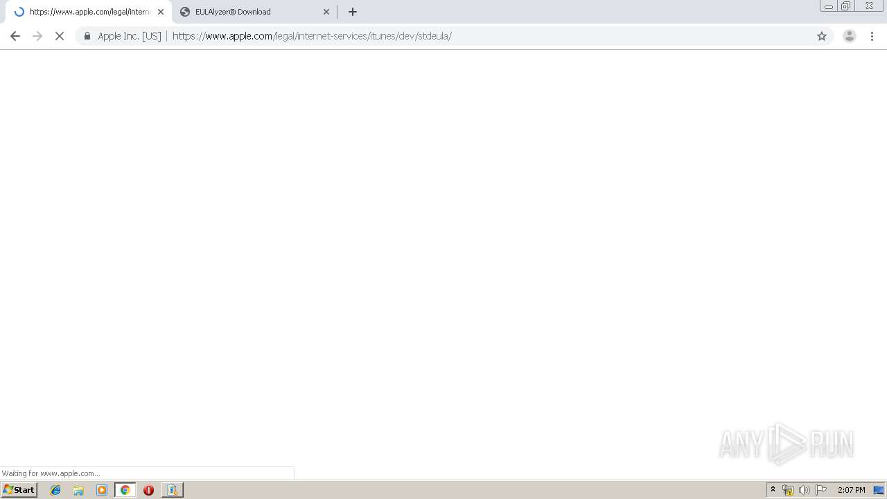 Screenshot of unknown taken from 265964 ms from task started