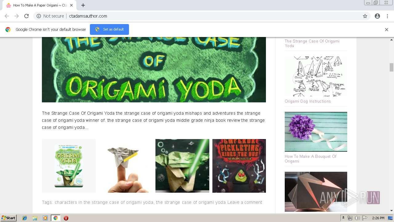 The Strange Case of Origami Yoda by Tom Angleberger | TpT | 720x1280
