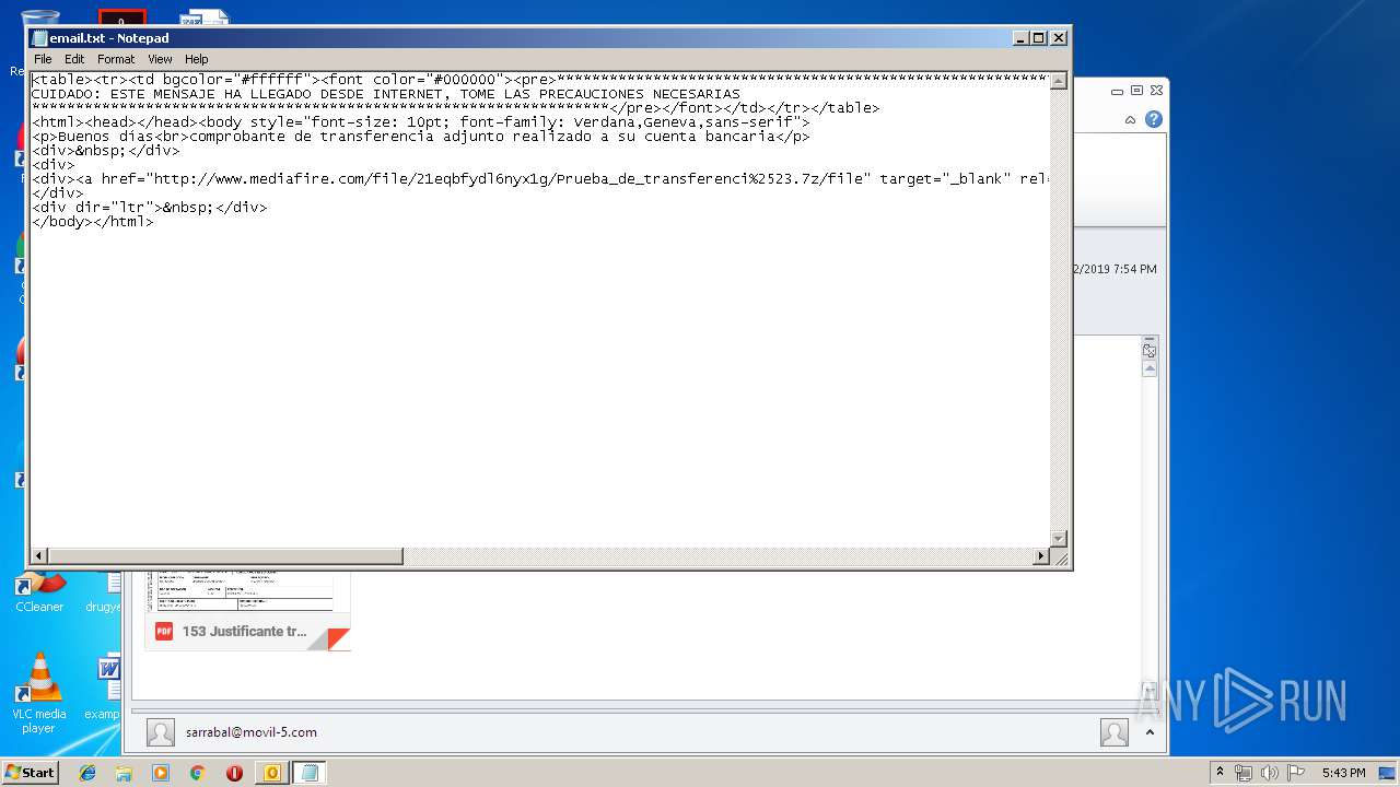 Screenshot of 0f16962295be80a44ecf3bae30781ecfe6b4c31ef8191e19a57155f85fd25d65 taken from 25572 ms from task started