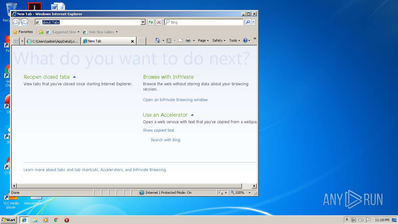 Screenshot of 56caecde0634dce506b72ada2c03479cf2ea956e71474695ac20c6e5569e08ea taken from 27372 ms from task started
