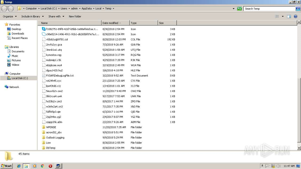 Screenshot of fd687847e471dddacd66f50966a67a8b13f01fa61c0177e770efcd80c7e1f3da taken from 134098 ms from task started