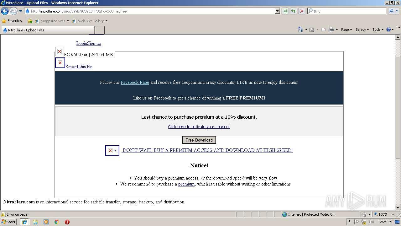 http://nitroflare com/view/599B79782CBFF38/FOR500 rar | ANY