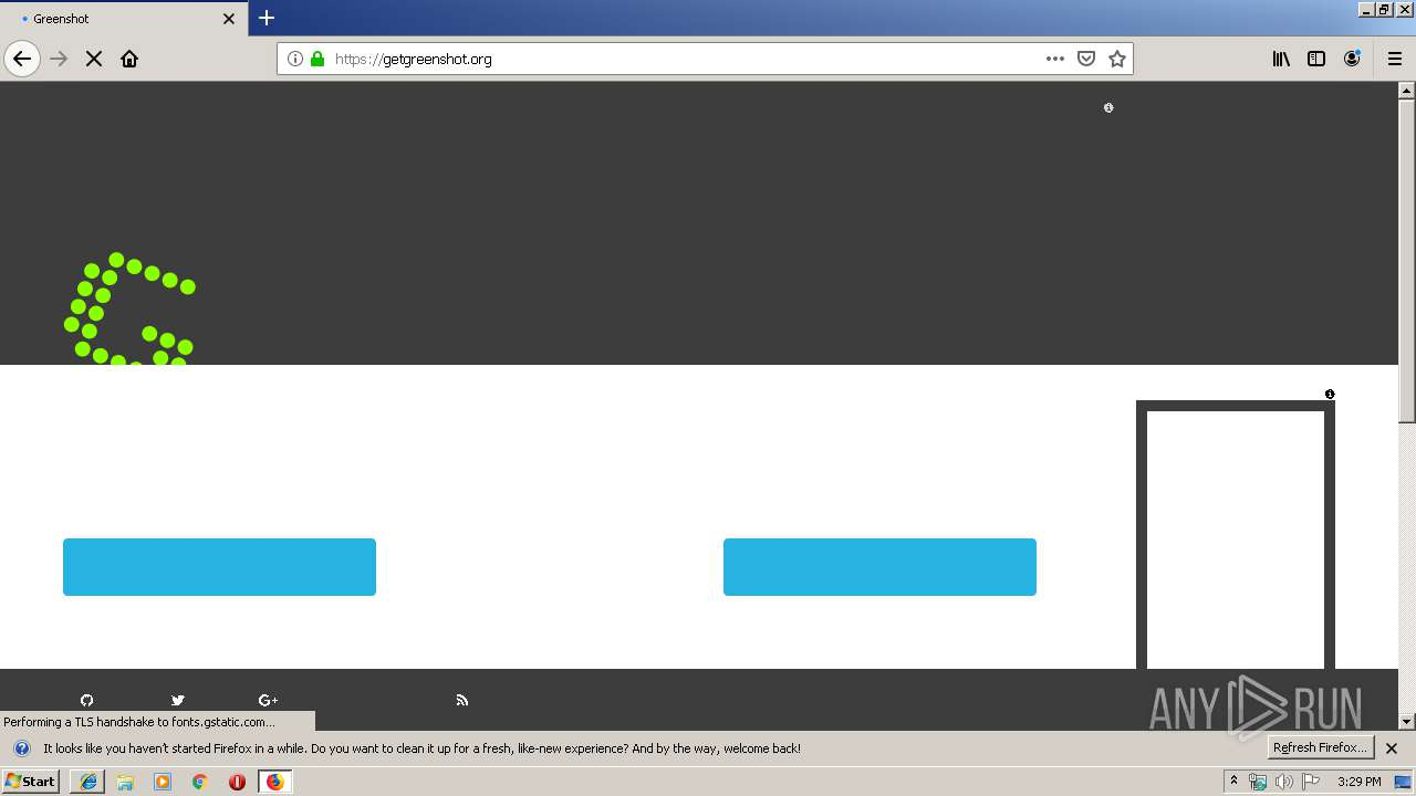 Screenshot of unknown taken from 36444 ms from task started