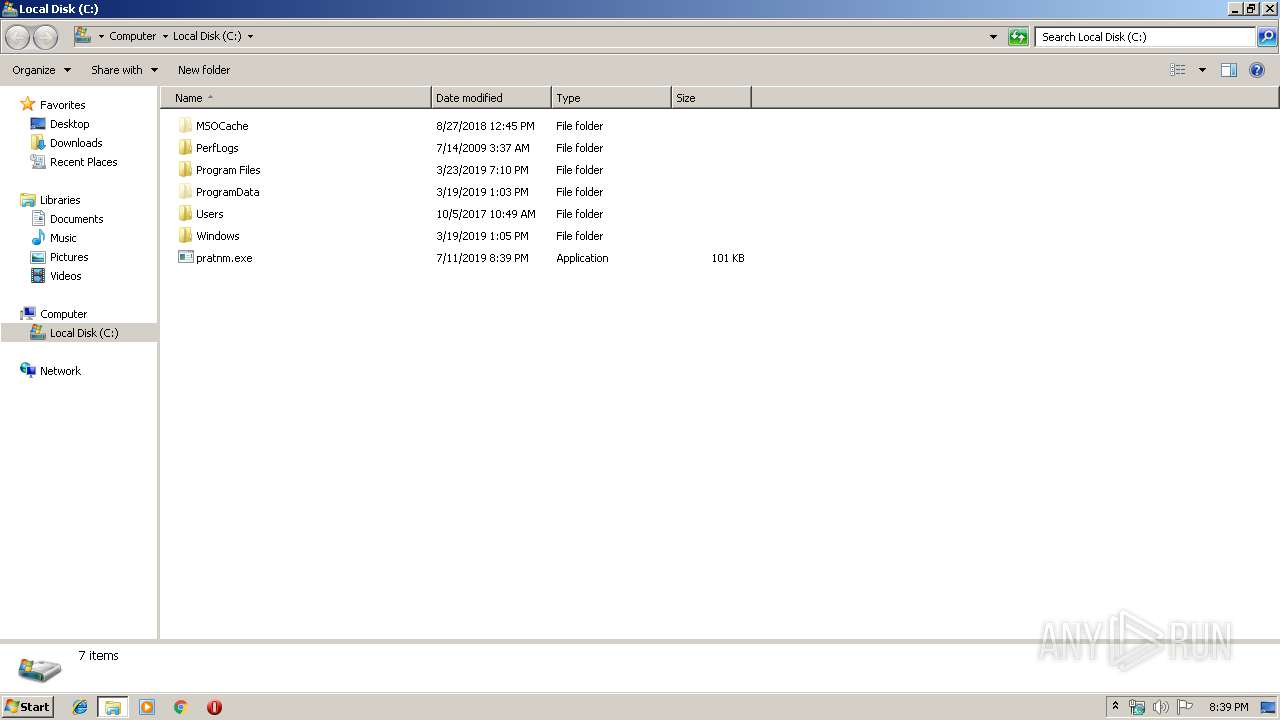 Screenshot of f43675215a8f73680ee87fdbf3cda2387491036ddd495ad159f9e9b6c39ec849 taken from 16303 ms from task started
