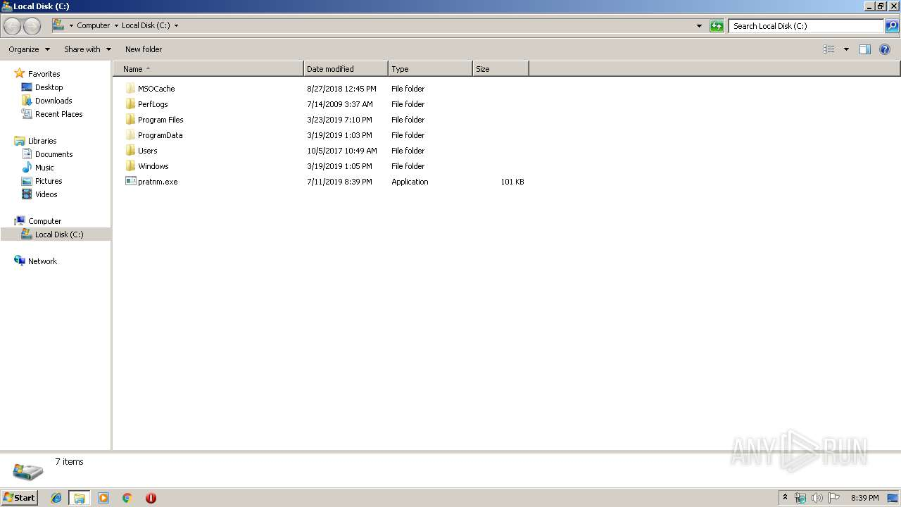 Screenshot of f43675215a8f73680ee87fdbf3cda2387491036ddd495ad159f9e9b6c39ec849 taken from 61167 ms from task started