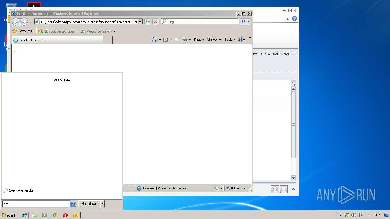 Screenshot of f91e6180920e6086cc473babeedbb661ebe46c9ecaa224495f15188251a4ea47 taken from 109606 ms from task started