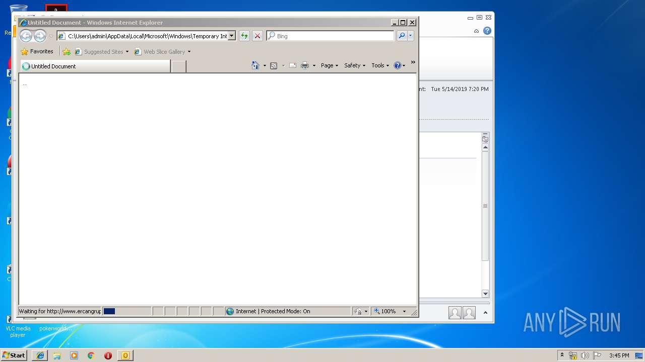 Screenshot of f91e6180920e6086cc473babeedbb661ebe46c9ecaa224495f15188251a4ea47 taken from 111682 ms from task started