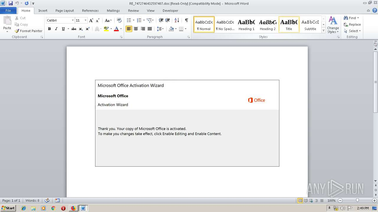 Screenshot of unknown taken from 73254 ms from task started