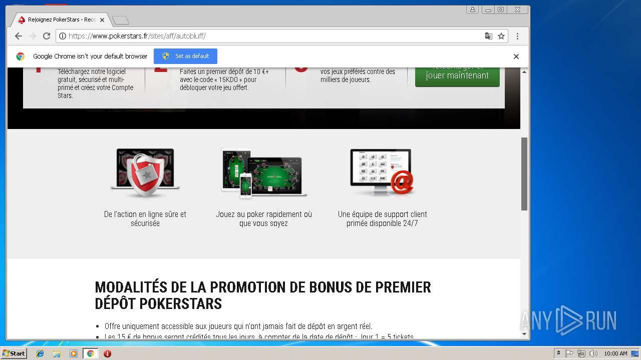 http://generalsearches.com/ | ANY.RUN - Free Malware Sandbox Online
