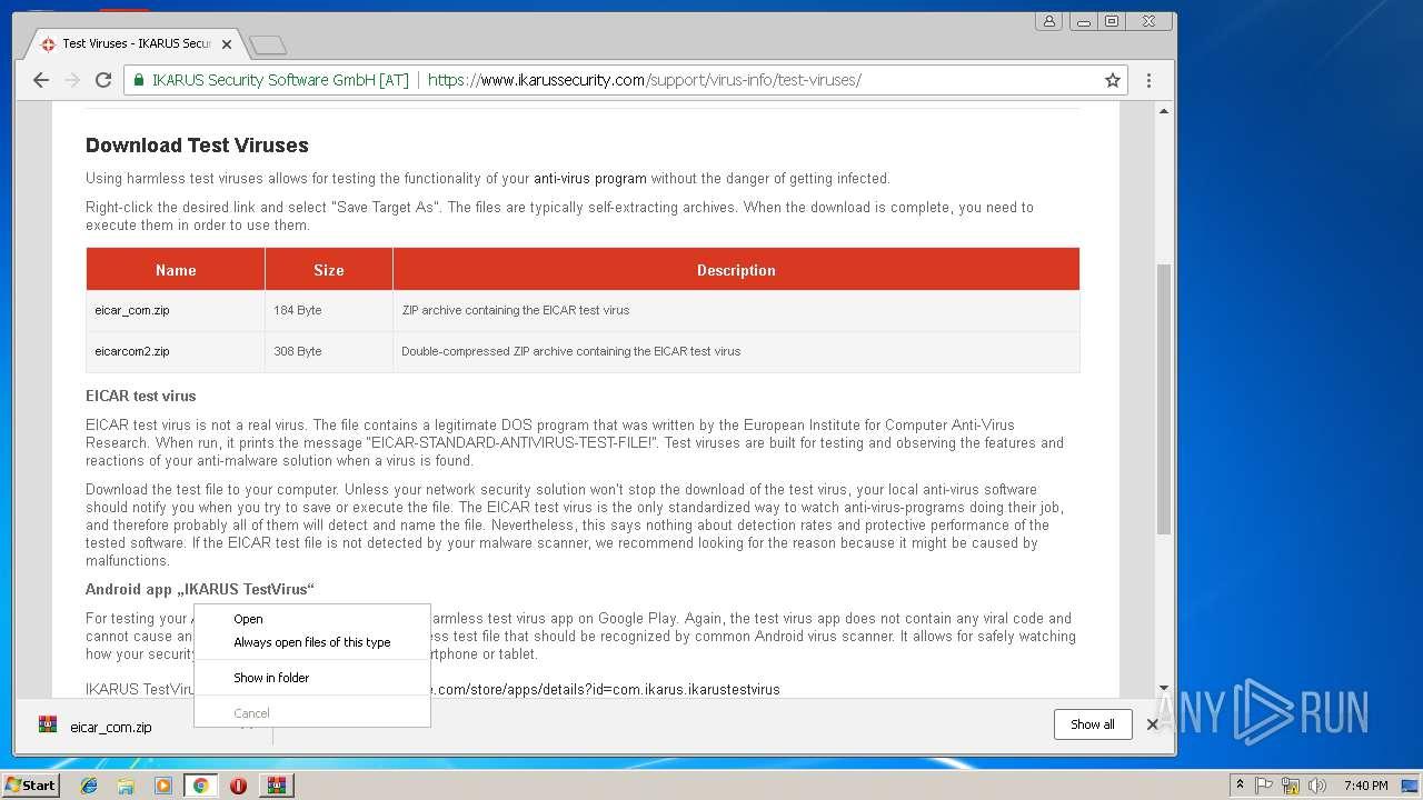 https://www google com   ANY RUN - Free Malware Sandbox Online
