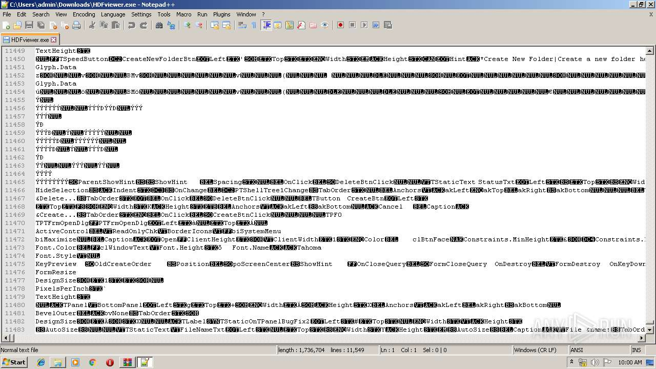 Screenshot of 9e80583a5dac3256511fe9269c6b1101df01ad2540e1530b3452355e635f3fba taken from 121689 ms from task started