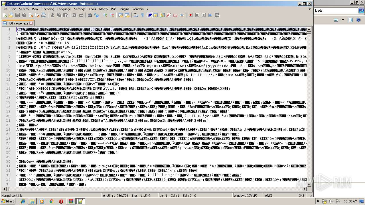 Screenshot of 9e80583a5dac3256511fe9269c6b1101df01ad2540e1530b3452355e635f3fba taken from 109639 ms from task started