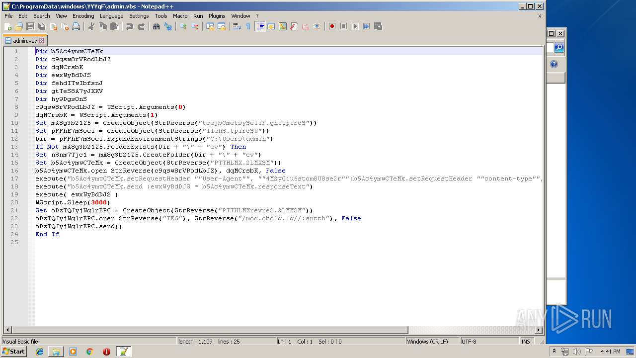 Screenshot of f6b387087d3ffb2901a310572334ec0039baff9cfcd4d85aae15743a54fea113 taken from 134065 ms from task started
