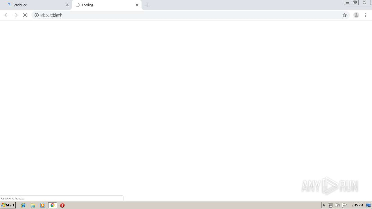 Screenshot of unknown taken from 36845 ms from task started