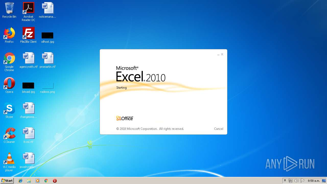 Screenshot of ee80776a80aeba381b6b09472fcfc61d3ef76d59c31e92f60fdb5c2a8f5ce2d0 taken from 18712 ms from task started