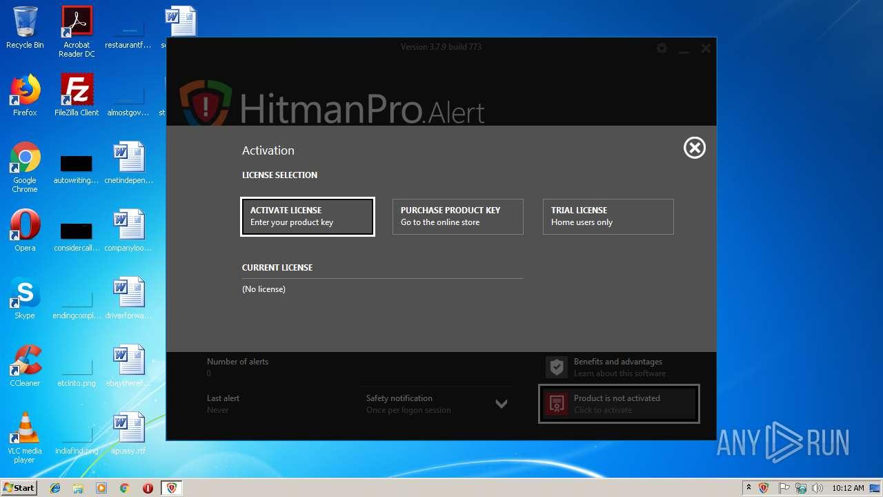 hitman pro 3.6 2 product key