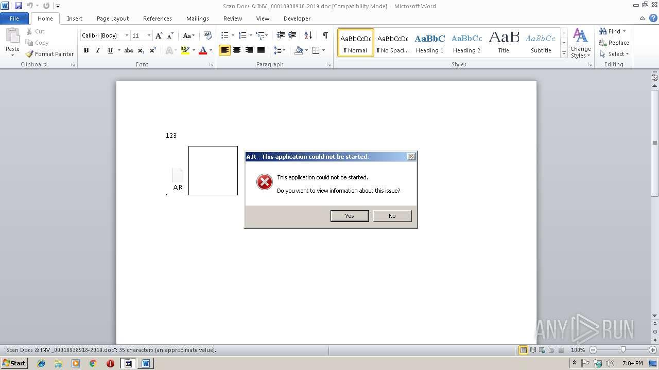 Screenshot of dd47c39fa54fc00f3f71f79e8846a6fc38ac7a8fe2bc88e4410c436da4fdf856 taken from 24710 ms from task started