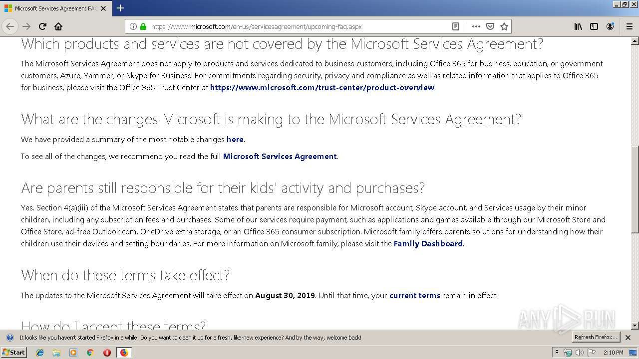 Screenshot of unknown taken from 36224 ms from task started